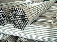 Erw Welded Galvanized Scaffolding Steel Pipe (Q235)