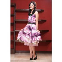 Ladies Party Wear Gown Dress