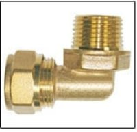 Brass Male Elbow Pipe Fittings