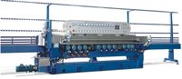 Glass Straight Line Beveling Machine (12 Motors)