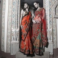 Two Piece Concept Sarees