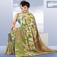 Digital Saree Printing Job Work