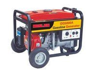 5,500W/50Hz AC Rated Output Portable Gasoline Generator