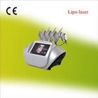 Portable LS651 Cold Laser Epilator Therapy Machine