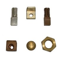 Copper Lug Brass Check Nut Washer