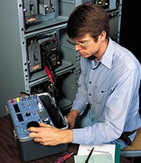 Circuit Breaker Test Equipment