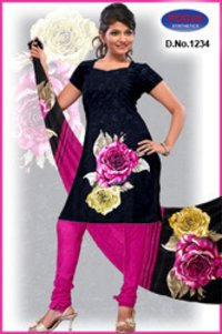 Attractive Printed Salwar Suits