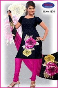 Attractive Printed Salwar Suits