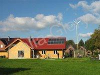 Wind Solar Hybrid Generator
