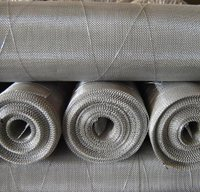 Galvanized iron wire window screen