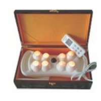 9 Ball Jade Stone Projector With Remote