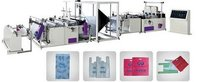 Automatic Non-woven Fabrics Bag Making Machine