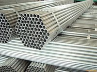 Black Steel Scaffolding Pipe (BS1139/EN39)