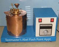 Abel Flash Point Apparatus