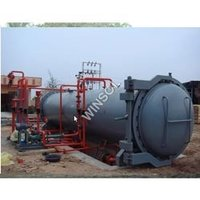 Pole Impregnation Plant