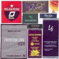 Designed Woven Labels