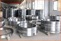 Carbon Steel Rings and Flanges