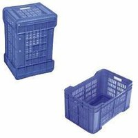 Heavy Duty Plastic Crates