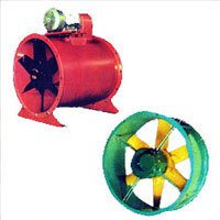 Tubular Axial Flow Fans