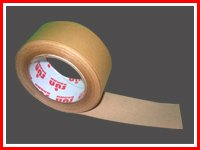 Siliconized Kraft Paper Tape