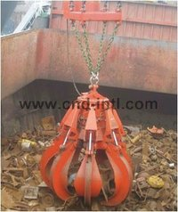 Electro-Hydraulic Grab Bucket