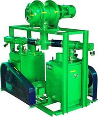 Vacuum Roots Booster Pump