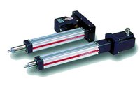 Linear Belt Actuators (Series OSP-E)