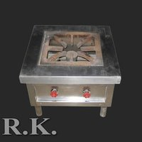 Commercial Kitchen Gas Burner