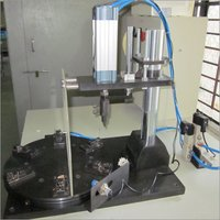 Indexing Table Pneumatic Press
