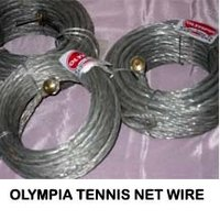 Tennis And Volley Ball Net Wire