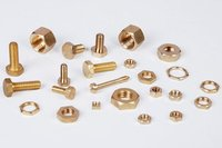 Brass Hex Nuts And Bolts