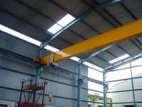 Single And Double Girder EOT Cranes