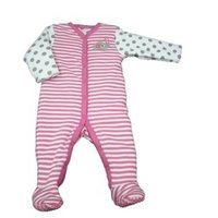 Kids Striped Romper Suits