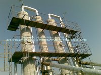 Waste Oil to Fuel Recycling Plant 2T-150TPD