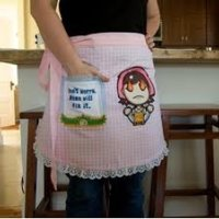 Decorative Kitchen Aprons