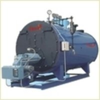 Ibr Horizontal Three Pass Fully Wet Back Steam Boiler