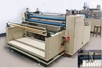 Automatic Deviation Correction Roller Fabric Slitting Machine