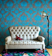 Rococo Decorative Wallpapers