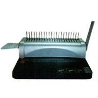Plastic Comb Binding Machine