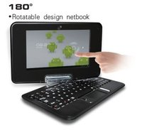 7inch Touchscreen Notebook