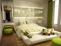 New Style Bedroom Interior Design Service