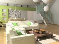 Interior Decorating For Model Home Design Service