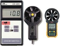 Instruments Digital Anemometers