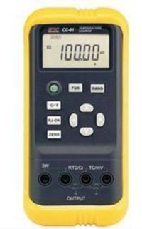 Instruments Temperature Calibrator