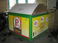Duplex Paper Boxes With Offset Printing