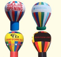 Cold Air Inflatable Balloon