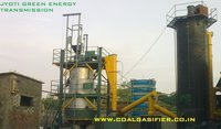 Ceramic Industries Coal Gasifier