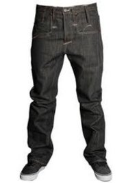 Straight Jeans Pants