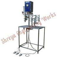 Semi Automatic Cone Filling Machine