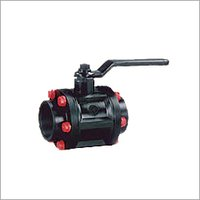 3 Piece Plastic Ball Valve